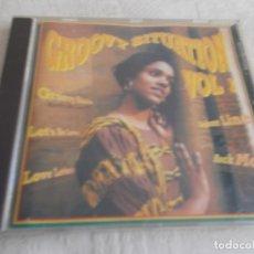 CD de Música: GROOVY SITUATION VOL 1. Lote 138911586