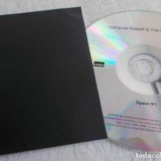 CDs de Música: NATHANIEL RATELIFF & THE NIGHTSWEATS SPAIN 01. Lote 138933214