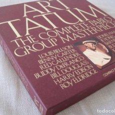 CDs de Música: ART TATUM --THE COMPLETE PABLO GROUP MASTERPIECES---NUEVO SIN ESTRENAR ESTUCHE CD. Lote 138937074