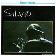 CDs de Música: SILVIO RODRÍGUEZ - SILVIO - CD ALBUM - 12 TRACKS - FONOMUSIC 1994. Lote 138963562
