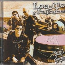 CDs de Música: LOQUILLO Y TROGLODITAS - CUERO ESPAÑOL (CD EMI 2000). Lote 138972158