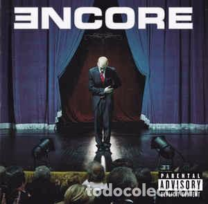 Eminem - Encore (CD, Album) Label:Aftermath Entertainment, Shady Records,  Interscope Records, Web E