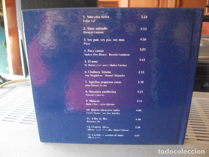 CDs de Música: MARICRUZ BENITEZ ENTRE AMIGOS CD LIBRO PEPETO - Foto 3 - 139029854
