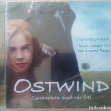 CDs de Música: OSTWIND - ANNETTE FOCKS - PRECINTADO - CD OST / BSO / BANDA SONORA / SOUNDTRACK. Lote 139033990