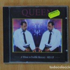 CDs de Música: QUEEN - A TRIBUTE TO FREDDIE MERCURY / MIX-UO - CD. Lote 139047388