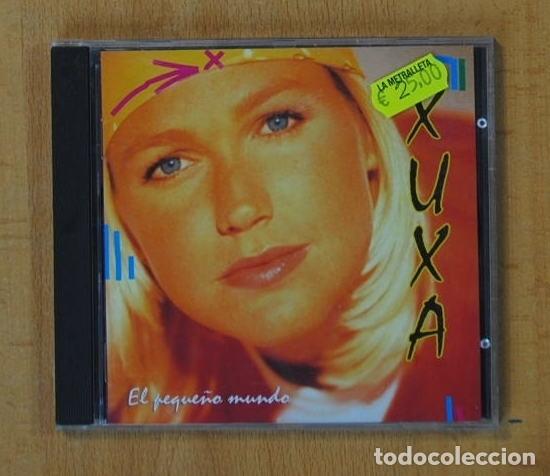 XUXA - EL PEQUEÑO MUNDO - CD (Música - CD's Pop)