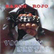 CDs de Música: CD BAON ROJO.......VOLUMEN BRUTAL. Lote 139064566