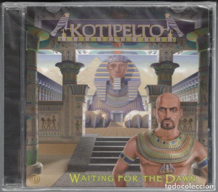 CD KOTIPELTO WAITING FOR THE DAWN (Música - CD's Heavy Metal)