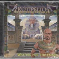 CDs de Música: CD KOTIPELTO WAITING FOR THE DAWN. Lote 139064726