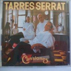 CDs de Música: TARRES / SERRAT. CANSIONES. BMG 2000. JOAN MANUEL SERRAT. CD. Lote 139074146