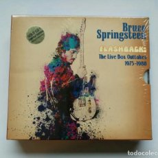 CDs de Música: BRUCE SPRINGSTEEN - FLASHBACK THE LIVE BOX OUTTAKES 1975-1988- 4 CDS NEW&SEALED. Lote 139087506