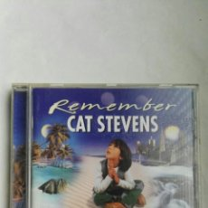 CDs de Música: CAT STEVENS REMEMBER THE ULTIMATE COLLECTION. Lote 139125820