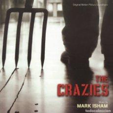 CDs de Música: THE CRAZIES / MARK ISHAM CD BSO. Lote 51192007