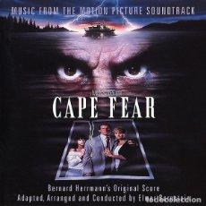 CDs de Música: CAPE FEAR / BERNARD HERRMANN CD BSO. Lote 143804949