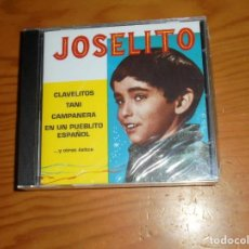 CDs de Música: JOSELITO. CLAVELITOS, TANI....BMG, 1992. CD PRECINTADO. Lote 139152618