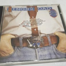 CDs de Música: KINGS OF THE ROAD / GRANDES CLASICOS DEL COUNTRY CD 1991. Lote 139213446