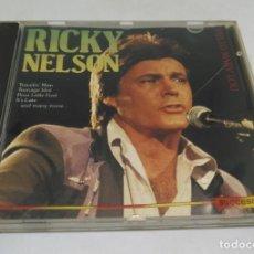 CDs de Música: RICKY NELSON - HELLO MARY LOU. Lote 139213642