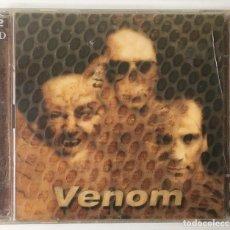CDs de Música: VENOM. CAST IN STONE. PRECINTADO. SEALED.. Lote 139217958