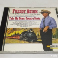 CDs de Música: FREDDY QUINN AND THE COUNTRY ALL STARS. Lote 139222122
