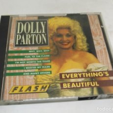 CDs de Música: DOLLY PARTON - EVERYTHING'S BEAUTIFUL. Lote 139222302