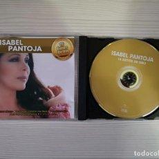 CDs de Música: ISABEL PANTOJA (16 ÉXITOS DE ORO) EDICIÓN MEXICANA. Lote 139223606