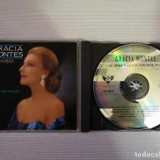 CDs de Música: GRACIA MONTES (A RIENDA SUELTA) . Lote 151555452