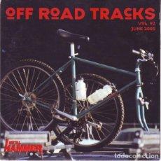 CDs de Música: OFF ROAD TRACKS VOL. 92 (GERMANY, 2005). Lote 139240674