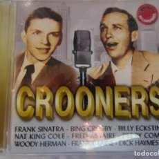 CDs de Música: CROONERS - SINATRA, CROSBY, ASTAIRE, PERRY COMO, FRANKIE LANE, NAT KING COLE Y OTROS. Lote 139242418
