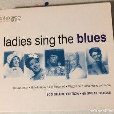 CDs de Música: LADIES SING THE BLUES. Lote 139243058