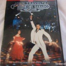 CDs de Música: FIEBRE DEL SÁBADO NOCHE-JOHN TRAVOLTA- LA QUINTAESENCIA DEL DISCO MOVIE. Lote 139243354