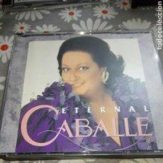 CDs de Música: MONTSERRAT CABALLÉ / 2 CD / ETERNAL CABALLÉ. Lote 139257632