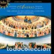 CD de Música: GIOVANNI FRANCESCO ANERIO - REQUIEM (CD) THE CHOIR OF WESTMINSTER CATHEDRAL. Lote 139288794