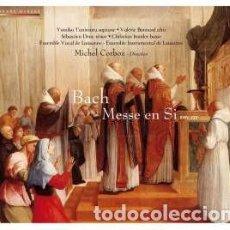 CDs de Música: J.S BACH - MISA EN SI MENOR (2CD) ENSEMBLE VOCAL & INSTRUMENTAL DE LAUSANNE , MICHEL CORBOZ. Lote 139290230