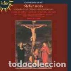 CDs de Música: DOMENICO SCARLATTI - STABAT MATER Y OTRAS OBRAS (CD) CHOIR OF CHRIST CHURCH CATHEDRAL OXFORD. Lote 139290538