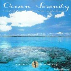 CDs de Música: OCEAN SERENITY - NATURE'S HARMONY. CD. JALEVY MUSIC. Lote 139326878