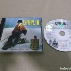 CDs de Música: CHARLIE CHAPLIN – THE MUSIC OF HIS FILMS (CD) MICHEL VILLARD AÑO 1972. Lote 139328542