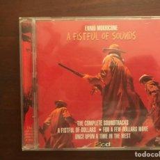 CDs de Música: ENNIO MORRICONE ?– A FISTFUL OF SOUNDS SELLO: CAMDEN ?– 74321 660402 FORMATO: 2 × CD, COMPILATION . Lote 139359066