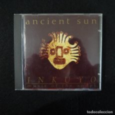 CDs de Música: ANCIENT SUN - INKUYO. MUSIC OF THE ANDES - CD 1996. Lote 139368942