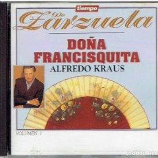 CDs de Música: CD, TIEMPO DE ZARZUELA . Lote 139394290