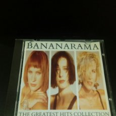 CDs de Música: BANANARAMA- THE GREATEST HITS COLLECTION - CD. Lote 139397252