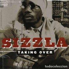 CDs de Música: SIZZLA - TAKING OVER - CD PRECINTADO. Lote 139408530