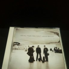 CDs de Música: U2 - ALL THAT YOU CAN'T LEAVE BEHIND - CD. Lote 151366385