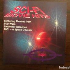 CDs de Música: THE GALAXY SOUND ORCHESTRA ?– SCI-FI MOVIE HITS SELLO: OBJECT ENTERPRISES ?– OP0036 FORMATO: CD . Lote 139470526