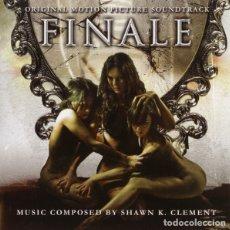 CDs de Música: FINALE / SHAWN K. CLEMENT CD BSO - FIRMADO. Lote 40687557