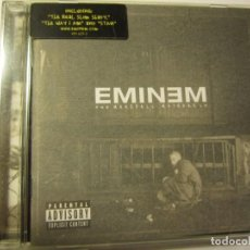 CDs de Música: CD EMINEM THE MARSHALL MATHERS AÑO 2000. Lote 139490178