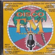 CDs de Música: DISCO FM-VERANO 99 VARIOS. Lote 139502058