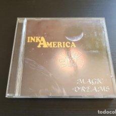 CDs de Música: INK AMERICA - MAGIC DREAMS - CD ALBUM - FONORUZ - 2000. Lote 139510018