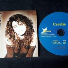 CDs de Música: AQUILA - CD SINGLE CECELIA (HARD ROCK, AOR). Lote 139510286