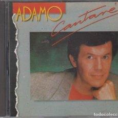 CDs de Música: ÁDAMO CD CANTARÉ 1990 HISPAVOX. Lote 149398036