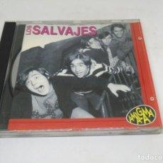 CDs de Música: LOS SALVAJES - LOS SALVAJES - ROCK ESPAÑOL - 1995 - DESCATALOGADO - CD. Lote 139580086
